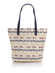 Dickins And Jones Ns Tote Bag Cream