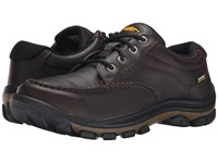 Keen Anchor Park Low Wp Brown Full Grain Men's Lace Up Casual Shoes
