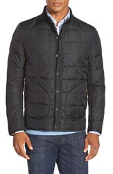 Men's Sanyo Fashion House 'Anderson' Quilted Down Jacket