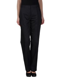 Jil Sander Trousers Formal Trousers Women Dark Blue