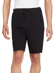 French Connection Kent Shorts Black