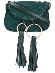 See By Chloe 'Polly' Belt And Crossbody Bag Green