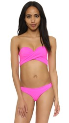 Peixoto Bella Top Hot Pink