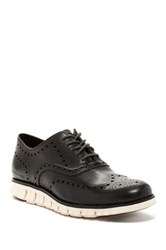 Cole Haan Zerogrand Wing Oxford Green