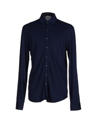 Bellwood Shirts Shirts Men Dark Blue