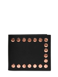 Givenchy Studded Leather Classic Wallet