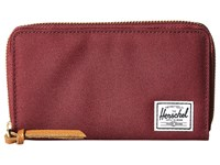 Herschel Thomas With Zipper Windsor Wine Wallet Handbags Burgundy