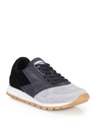 Brooks City Chariot Athletic Sneakers Black Grey
