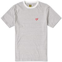 Human Made Heart Tee Grey