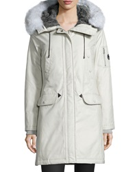Spiewak Aviation Fur Hood Parka Coat