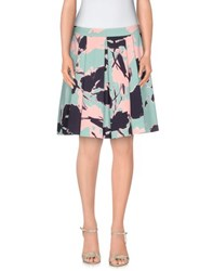 Philosophy Di Alberta Ferretti Skirts Knee Length Skirts Women Light Green