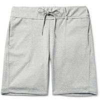 Nonnative Dweller Slim Fit Jersey Shorts Gray