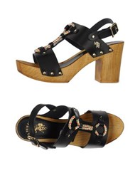 U.S. Polo Assn. U.S.Polo Assn. Footwear Sandals Women Black