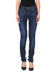 Richmond Denim Denim Denim Trousers Women Blue