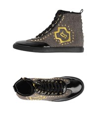Galliano Footwear High Tops And Trainers Women Black