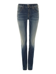 Replay Vicki Straight Jeans Blue