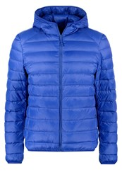 United Colors Of Benetton Down Jacket Blue