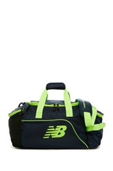 New Balance Canvas Performance Duffel Bag Green
