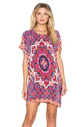 Tolani Tiffany Mini Dress Pink