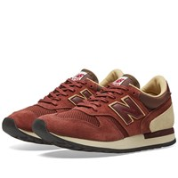 New Balance M770rbb Made In England Burgundy