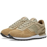 Saucony Shadow Original Suede Brown