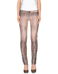 Guess Trousers Casual Trousers Women Light Brown