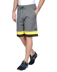 Iuter Trousers Bermuda Shorts Men Grey