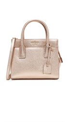 Kate Spade Mini Candace Cross Body Bag Rose Gold