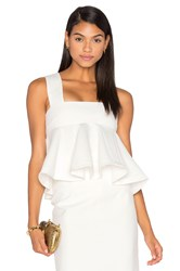 By Johnny Waffle Swing Tank White