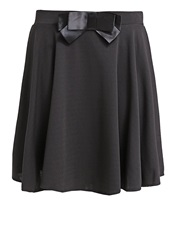 Molly Bracken Mini Skirt Noir Black