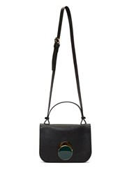 Marni Pois Circle Crossbody Bag Black
