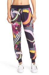 Women's Adidas Originals 'Floral Burst' Sport Sweatpants