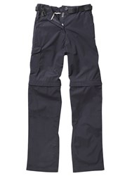 Craghoppers Kiwi Convertible Trousers Navy