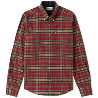 Barbour Castlebay Shirt Red