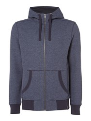 Criminal Men's Drew Hoodie Denim Marl
