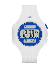 Adidas Questra Show Your Colors Polyurethane Watch White