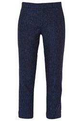 Banana Republic Avery Trousers Blue