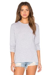 Assembly Label Bay Long Sleeve Tee Gray