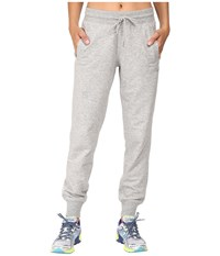 New Balance Classic Tailored Sweatpants Athletic Grey Women's Casual Pants Gray