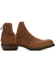 Fiorentini Baker Fiorentini Baker 'Camybronze' Ankle Boots Brown
