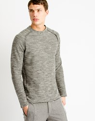 Selected Striped Crew Neck Jumper