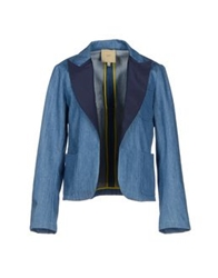 Jejia Denim Outerwear Blue