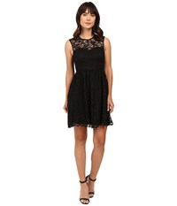 Jessica Simpson Dress Js6d8963 Black Women's Dress