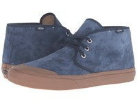 Vans Prairie Chukka Dress Blues Gum Men's Lace Up Casual Shoes
