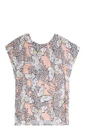 Paul And Joe Butterfly Top Pink
