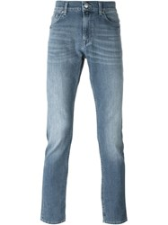 7 For All Mankind 'Ronnie' Jeans Blue