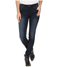 Scully Kati Embellished Jeans Blue Women's Jeans