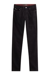 Michael Kors Collection Corduroy Pants Black