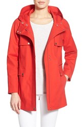 Women's Pendleton 'Lake Shore' Hooded Raincoat