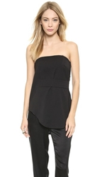Camilla And Marc Red Robin Bustier Top Black